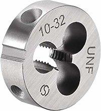 uxcell #10-32 UNF Right Hand Round Die Machine