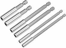 uxcell 2 Sets 1/4 Inch Hex Shank by Magnetic Bit