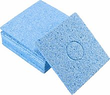 uxcell Soldering Sponge 60x60x11mm for Iron Tips
