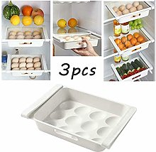 UXTX Refrigerator Food Organiser, Refrigerator Egg
