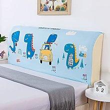 uyeoco Printing Headboard Slipcover Double King