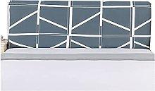 uyeoco Stretch Headboard Cover Printing Headboard