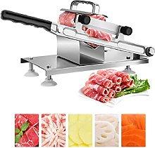 uyoyous Frozen Meat Slicer Manual Meat Slicers