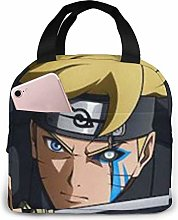 Uzumaki Cool Lunch Bag Cooler Tote Box with Front