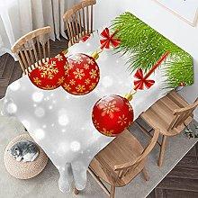 V-ambm Christmas Tablecloth Party Tablecloths