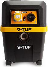 V-TUF STACKVAC 110V Syncro M-Class Wet & Dry Dust