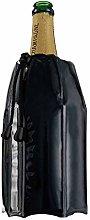 Vacu Vin 38856606 Active Champagne Cooler Black