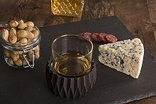Vacu Vin Active Cooler Whiskey, Brown, 11 x 11 x 6