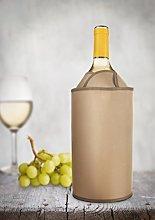 Vacu Vin Active Cooler Wine Tulip Brown