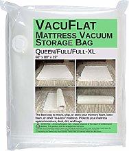 VacuFlat Mattress Vacuum Storage Bag (Queen/Full)