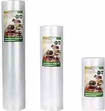 Vacuum Food Sealer Rolls, for Sous Vide