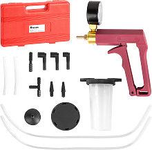 Vacuum guage - black/red