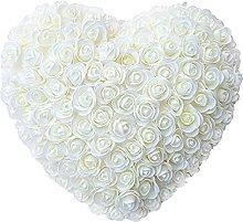 Valentines Day Gift 25cm Red Rose Loving Heart