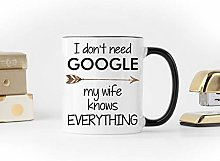 Valentines Gift for Husband Husband Mug Funny