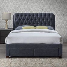 Valerie Upholstered Storage Bed Wrought Studio