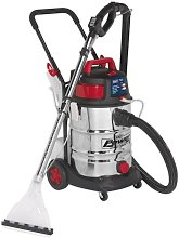 Valet Machine Wet & Dry 30L Stainless Drum - Sealey