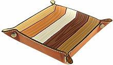 Valet Tray Desk Organizer - Laminate Floor -