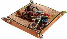 Valet Tray Motocross Jewelry Tray Small Makeup