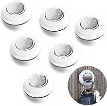 Valink 6Pcs Key Hooks Sticky Magnetic Key Holder