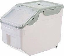 Valink Dog Food Container Bucket Feeder Storage
