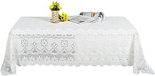 Valink Lace Embroidery Tablecloth,Home Hotel