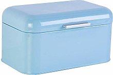Valink Metal Bread Box, Rectangular Bread Bin,