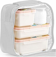 Valira Nomad - Set of 3 Food Carrier Containers