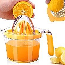 Valisu Citrus Lemon Orange Juicer Manual Hand