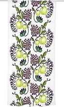Vallila 140 x 240 cm Persikka Curtain Panel, Lime