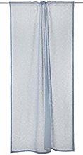 Vallila Blue Aamu 140x250 cm, light, transparent,