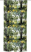 Vallila FORSSA Curtain, Cotton, Yellow, 250 x 140