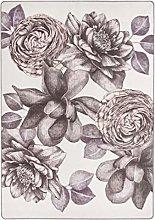 Vallila Frida Rug 160x230 cm, Blush, Material: