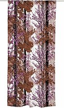Vallila Harmonia Curtain 140x250 cm purple,