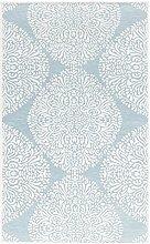 Vallila Hiutale efect viscose rug 140x200 cm,