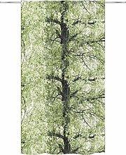 Vallila Hopeapaju 140x250 cm green, forest