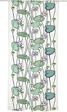 Vallila Kellukat Curtain Panel, 140x240 cm, Aqua,