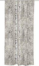 Vallila Koivumetsä Curtain 140x250 cm grey,