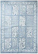 Vallila Krumeluuri Rug 140x200 cm blue, 140x200