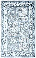 Vallila Krumeluuri Rug 68x110 cm blue, 68x110