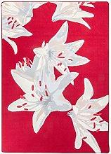 Vallila Lilian Rug 160x230 cm Redwhite, red|White,