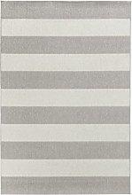 Vallila Raita Area Rug, Wool, Linen, 200 x 140 x 1