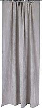 Vallila Royal Velvet Curtain 140x250 cm, Linen,