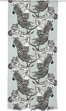 Vallila SIESTA Curtain, Cotton, Lichen, 250 x 140