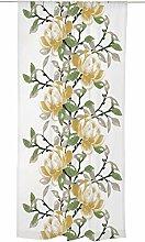 Vallila Sorrento Raw Curtain 140x240 cm yellow,