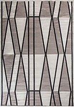 Vallila Vallgård effect Rug 200x300 cm black,