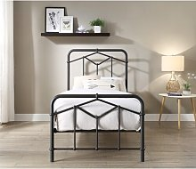 Valorie Bed Frame Williston Forge