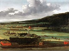 Van Everdingen Henry Trip'S Cannon Foundry Art
