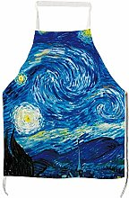 Van Gogh - Starry Night Home Kitchen Cooking Grill