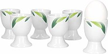 Van Well Siena Vario Set of 6 egg cups
