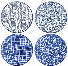 Vancasso Takaki Ceramic Table Mat Trivet Non-Slip